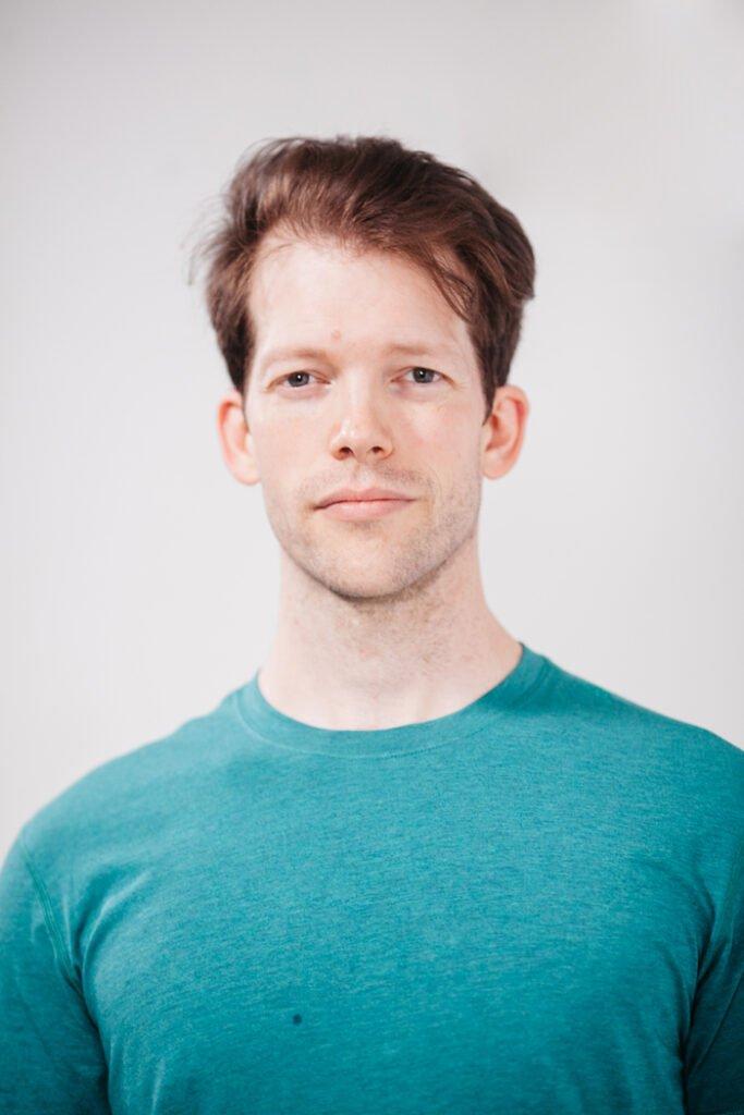 Andrew Royal Dugas, Founder of Yoga Better