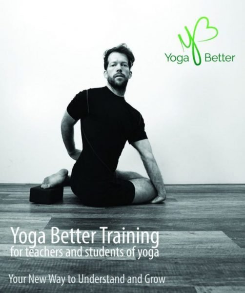 Yoga Better Training for teachers and students of yoga